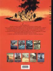 Les pirates de Barataria T.8 ; Gaspesie - 4ème de couverture - Format classique
