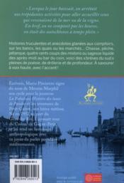 Le Consac de Gagne-Petit ; brèves histoires d'un port méditerranéen - 4ème de couverture - Format classique