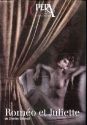 Opera De Nancy Et De Lorraine - Romeo Et Juliette / Charles Gounod - Couverture - Format classique