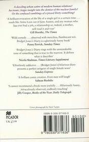 Bridget jone's diary - 4ème de couverture - Format classique