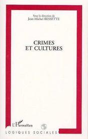 Crimes et cultures - Intérieur - Format classique