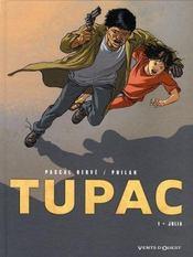 Tupac t.1 ; julia - Intérieur - Format classique