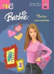 Barbie journaliste - Couverture - Format classique