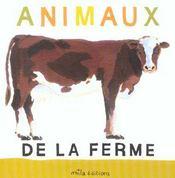 Les animaux de la ferme - Intérieur - Format classique