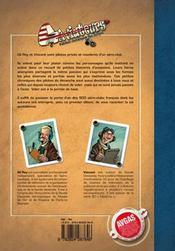 Aviateurs t.1 ; petites chroniques des nuages - 4ème de couverture - Format classique