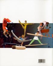 Gymnastique sportive - 4ème de couverture - Format classique