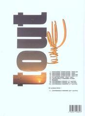 Tout vance t.10 ; intégrale Ramiro t.1 - 4ème de couverture - Format classique
