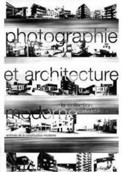 Photographie et architecture moderne : la collection Alberto Sartoris - Couverture - Format classique