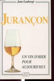 Jurancon - Couverture - Format classique