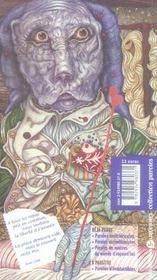 Paroles de poètes révoltés - 4ème de couverture - Format classique