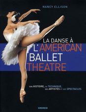 La danse à l'american ballet theatre - Intérieur - Format classique