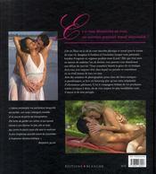 L'art du plaisir ; les secrets de la satisfaction sexuelle - 4ème de couverture - Format classique