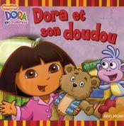 Dora et son doudou - Couverture - Format classique