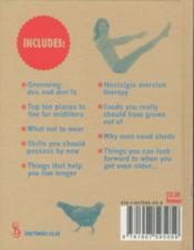 The midlife manual - 4ème de couverture - Format classique