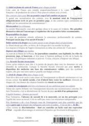Carton Jaune Aux Politiques ; Carton Rouge Aux Journalistes - 4ème de couverture - Format classique