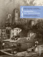 Les voyages pittoresques et romantiques du baron Taylor dans l'ancienne France ; Languedoc t.2 ; Aude-Pyrénées-Orientales - Couverture - Format classique