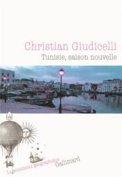 Tunisie, saison nouvelle - Couverture - Format classique