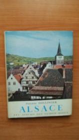 ALSACE les albums des guides bleus - Couverture - Format classique