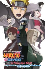 Naruto Shippuden T.3 ; la flamme de la volonté - Couverture - Format classique