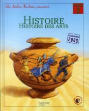 ATELIERS HACHETTE ; histoire ; cycle 3 ; livre de l'élève - Couverture - Format classique
