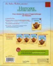 ATELIERS HACHETTE ; histoire ; cycle 3 ; livre de l'élève - 4ème de couverture - Format classique