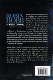 Le soldat chamane ; intégrale 2 - 4ème de couverture - Format classique
