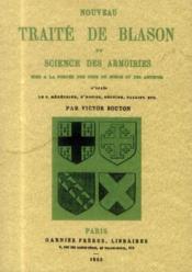 Nouveau traité de blason ou science des armoiries - Couverture - Format classique
