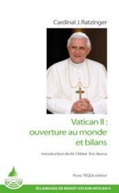 Éclairages post-conciliaires t.5 ; forces et faiblesses du concile Vatican II - Couverture - Format classique