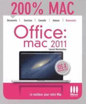 Office Mac pour Mac OS X Mountain - Couverture - Format classique