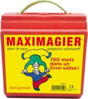 Maximagier - Couverture - Format classique