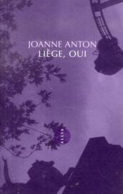 Liège, oui - Couverture - Format classique
