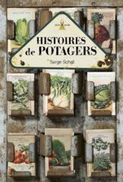 Histoires de potagers - Couverture - Format classique