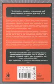 Launch pad, the - 4ème de couverture - Format classique