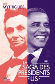 La saga des présidents US - Couverture - Format classique