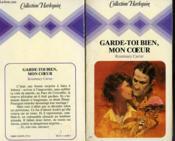 Garde Toi Bien Mon Coeur - My Darling Spit Fire - Couverture - Format classique