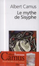 Le mythe de Sisyphe - Couverture - Format classique