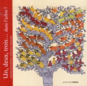 Un deux trois dans l'arbre - Couverture - Format classique