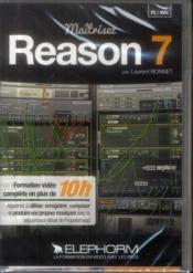 Maîtrisez reason 7 - Couverture - Format classique
