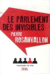 Le parlement des invisibles - Couverture - Format classique