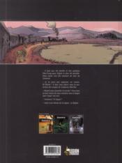 La rafale t.3 ; terminus Saïgon - 4ème de couverture - Format classique