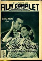 Le Nouveau Film Complet N° 29 - La Rose Blanche - Couverture - Format classique