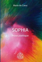 Sophia - Couverture - Format classique