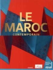 Le Maroc contemporain - Couverture - Format classique