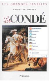 Les Condé - Couverture - Format classique
