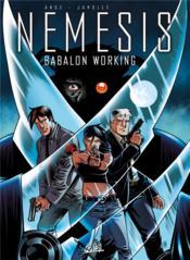 Nemesis t.2 ; Babalon working - Couverture - Format classique