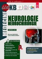 Ue kb neurologie ed 2014 - Couverture - Format classique
