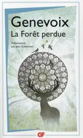 La forêt perdue - Couverture - Format classique