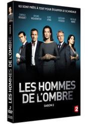 Les Hommes De L'Ombre - Saison 2 - Couverture - Format classique