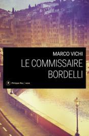 Le commissaire Bordelli - Couverture - Format classique
