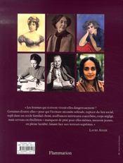 Les femmes qui écrivent vivent dangereusement - 4ème de couverture - Format classique